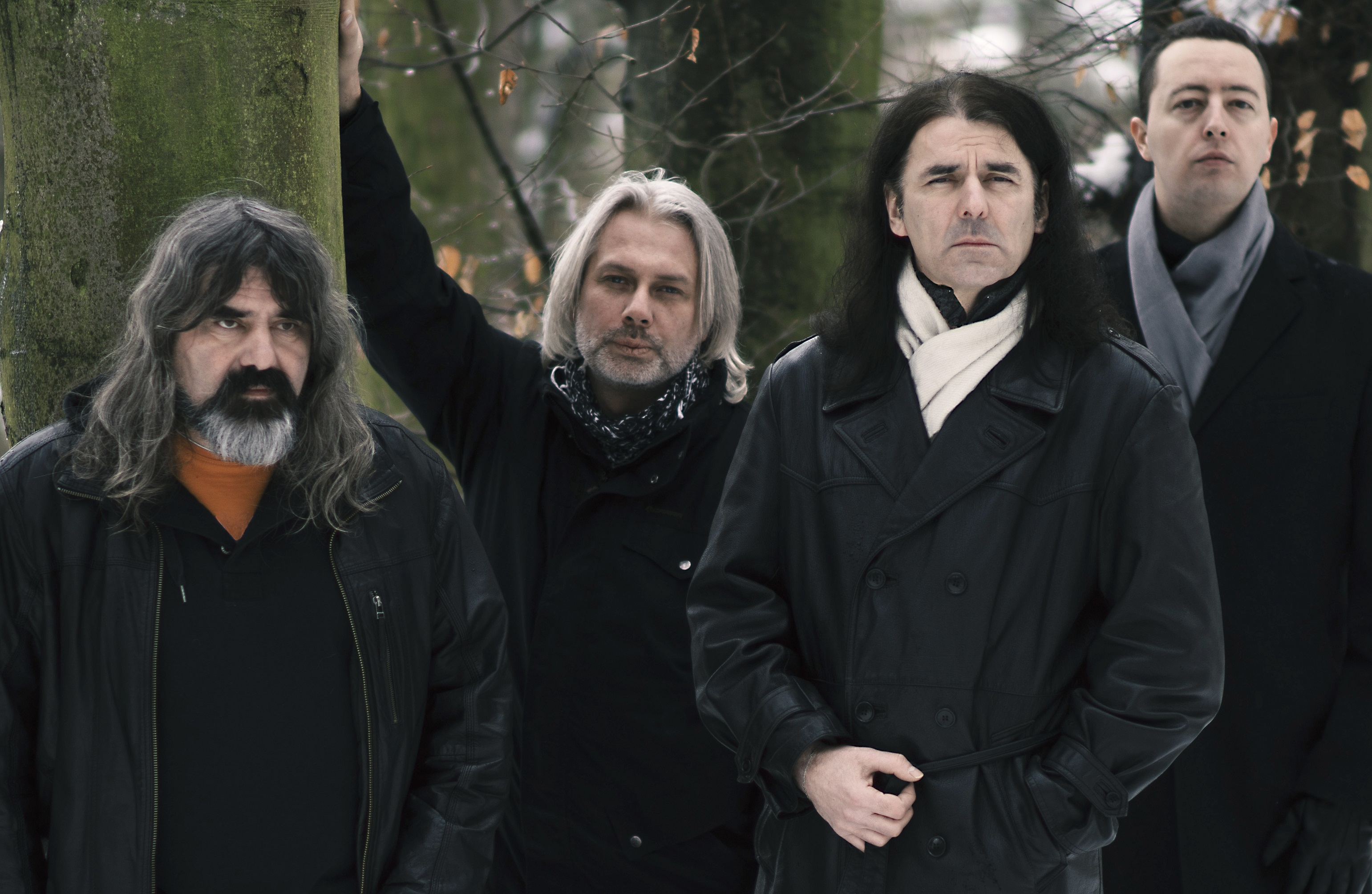 Kapela Nasycen vydává CD Ráno!