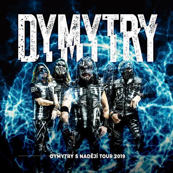 DYMYTRY přijíždí S nadějí tour 2019