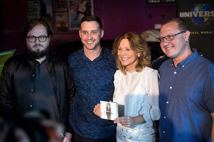 Lenka Filipová ohromila publikum v pražském Jazz Docku