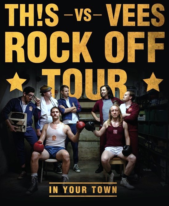 TH!S vs. VEES – ROCK OFF FINAL SHOW