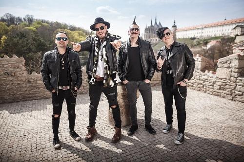 Rocková kapela Rybičky 48 vydává singl BIOLID