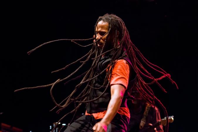 Ziggy Marley, osminásobný držitel Grammy, poprvé v Praze