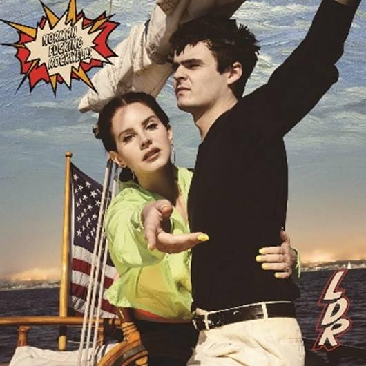 Lana Del Rey vydává album Norman Fucking Rockwell!
