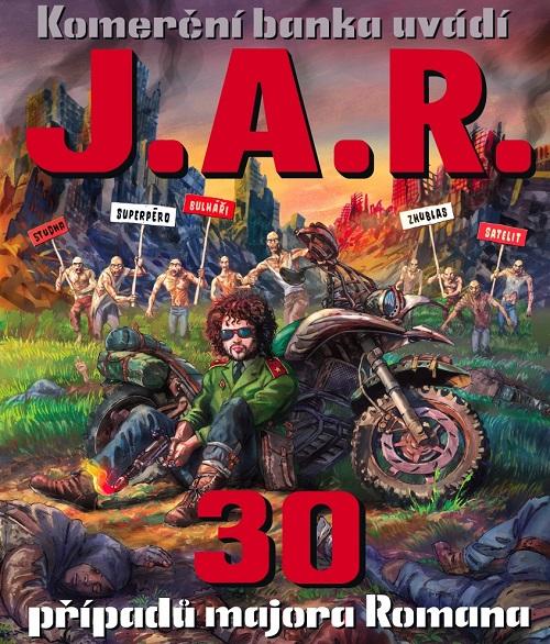 Skupina J.A.R. třicetiletá, turné Třicet případů majora Romana