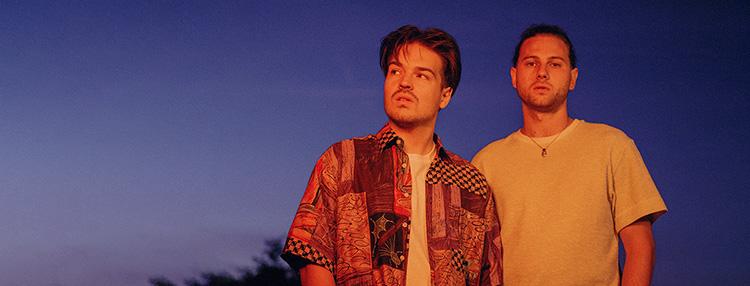 Německé indie-folkové duo Milky Chance v Praze představí třetí desku
