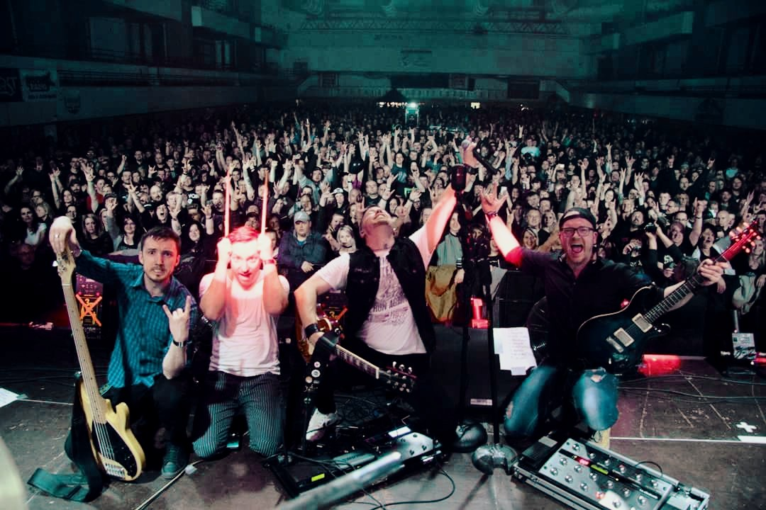 Kapela CheckPoint slaví 15 let novým albem a zve na křest