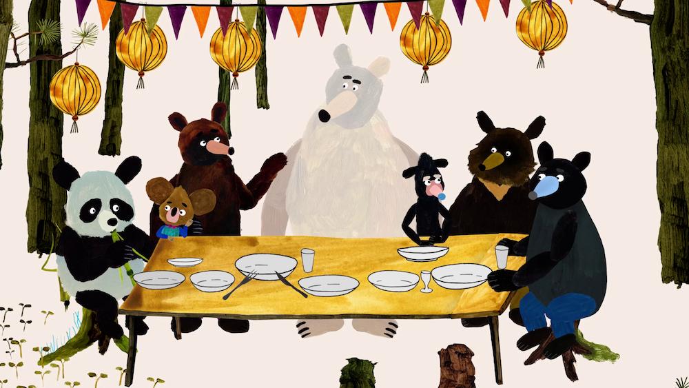 Brumbrum, Miška! Holoubek z Midi Lidi složil hudbu k písničce pro film Mlsné medvědí příběhy