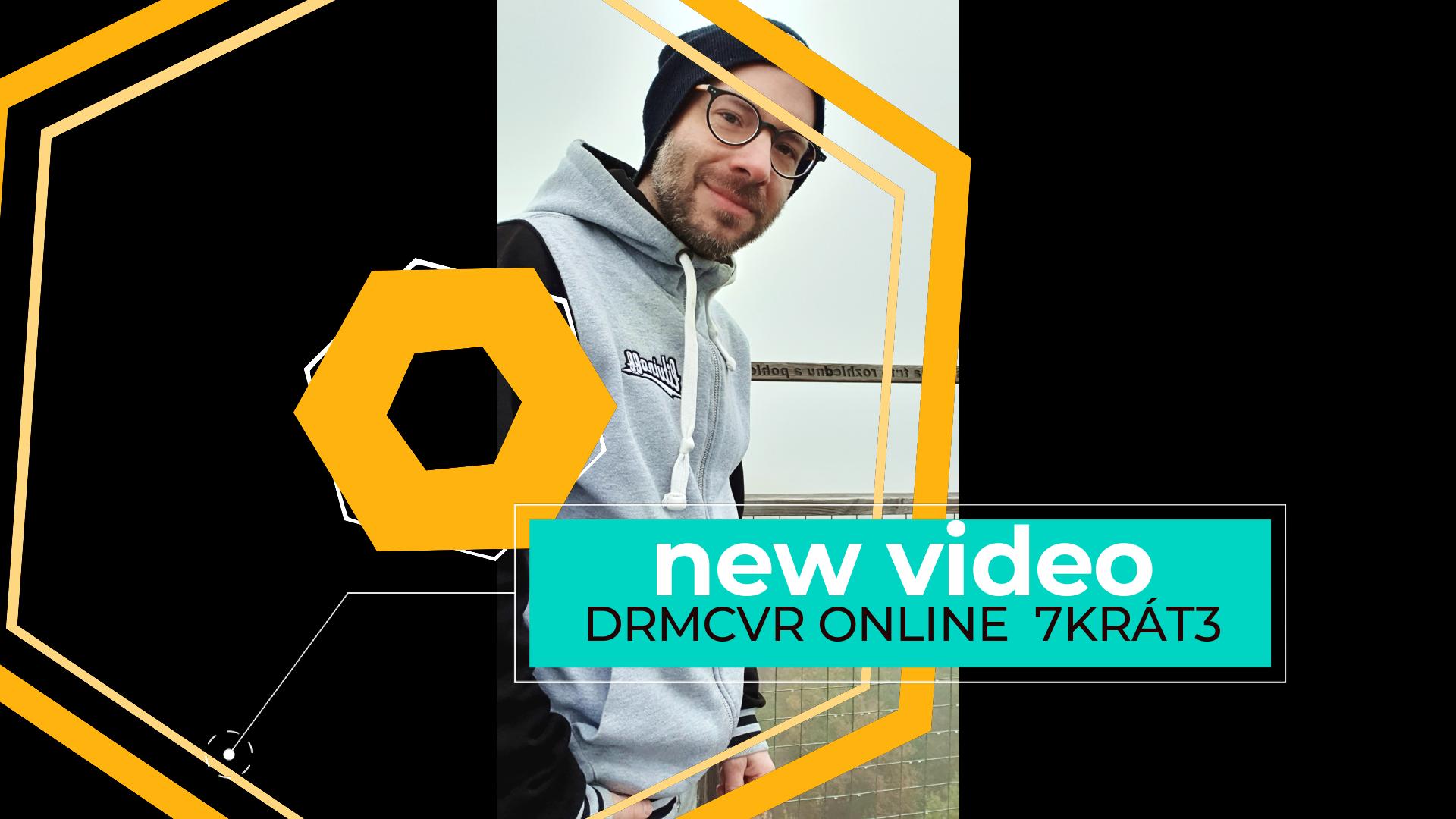 Bubeník Jan Frohlich přichází s novým drumcoverem, písničku si vypůjčil od kapely 7krát3!