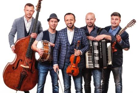 Soutěž o 2 vstupenky na koncert kapely Kandráčovci! (UKONČENO)