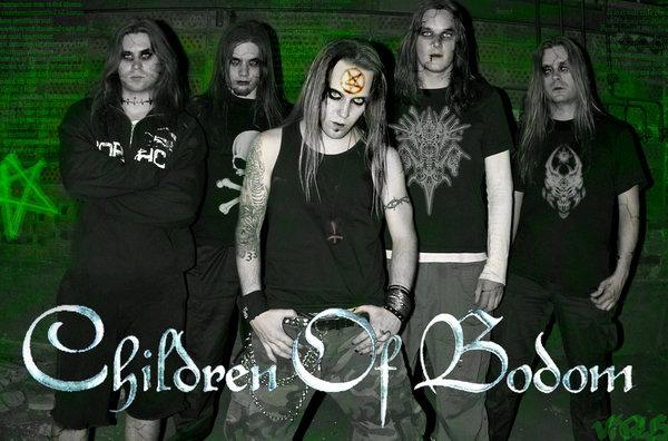 Finští Children of Bodom navštíví Prahu!
