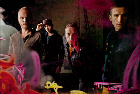 COLDPLAY – sedm nominací v Billboard Musci Awards!