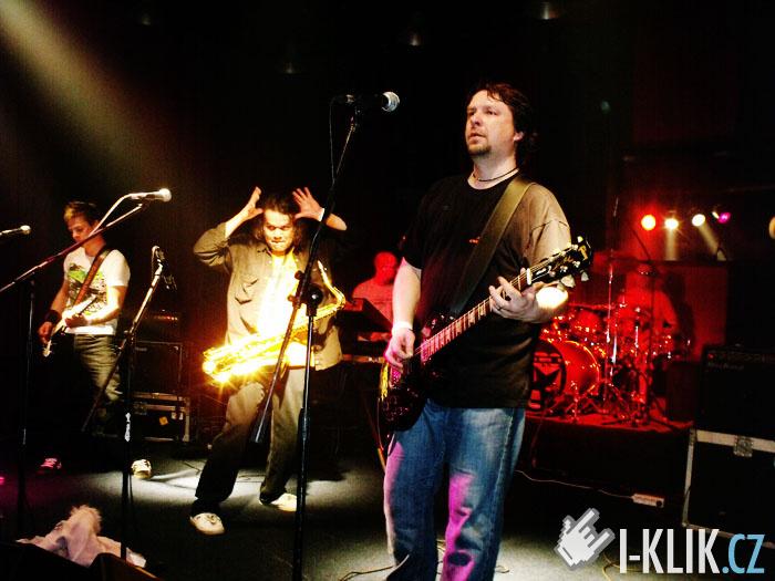 Medvěd 009 – První koncert v tomto roce! (fotoreport)