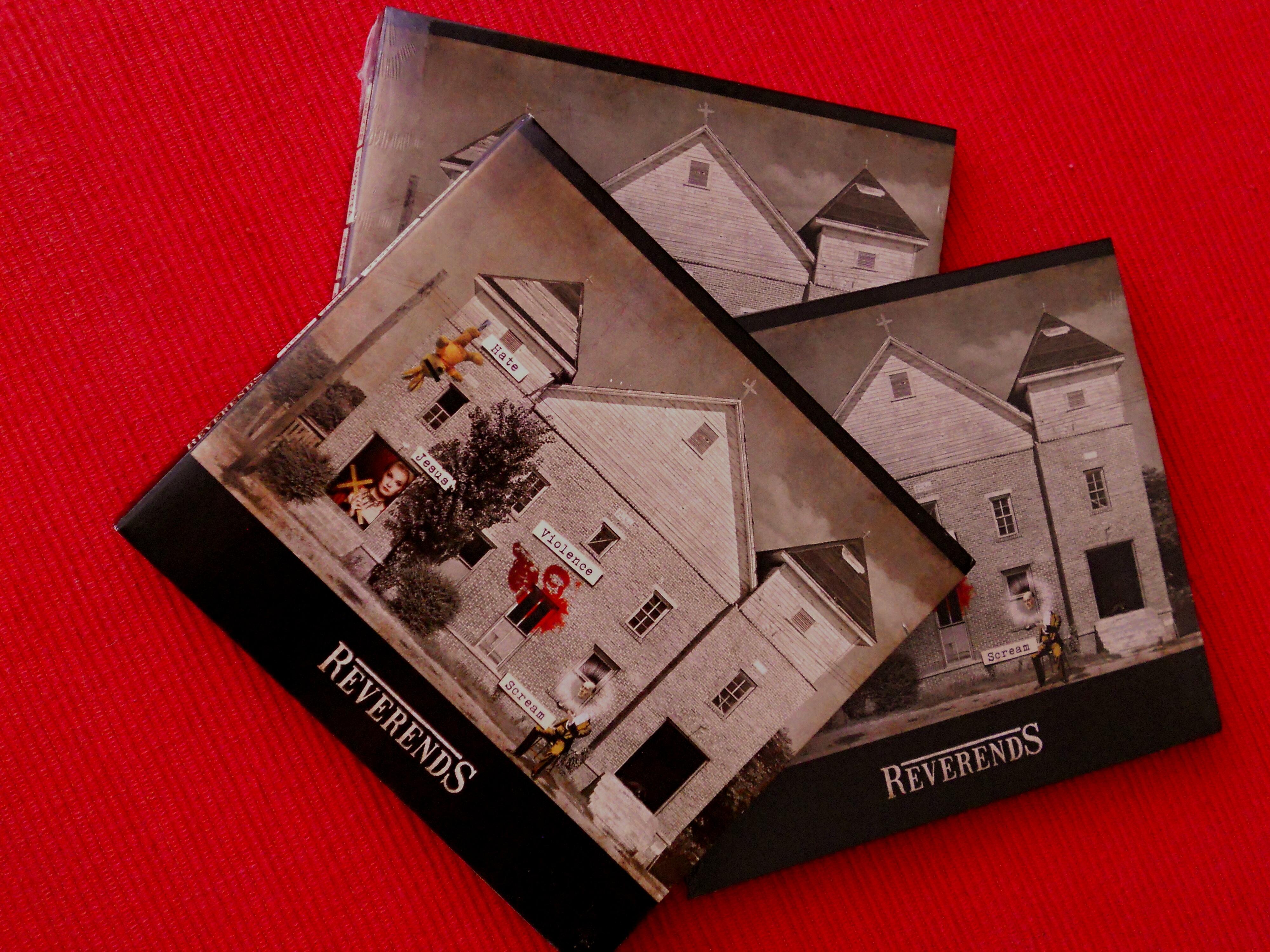 Soutěž o 3 CD pražské kapely Reverends! (UKONČENO)