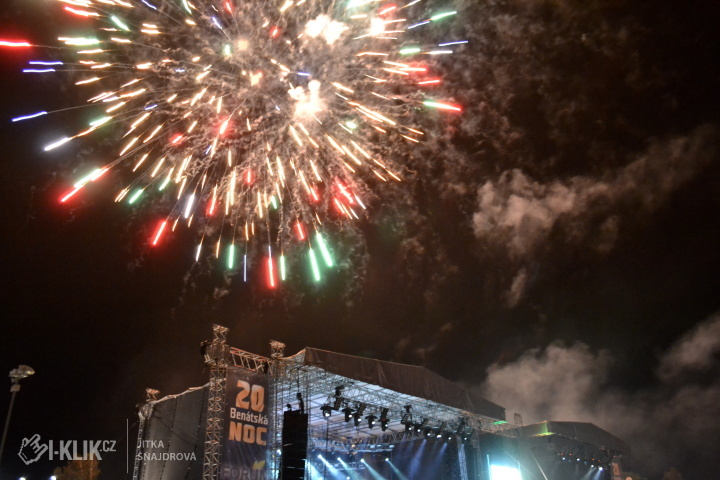 Dvacátý ročník festivalu Benátská Noc splnil očekávání!