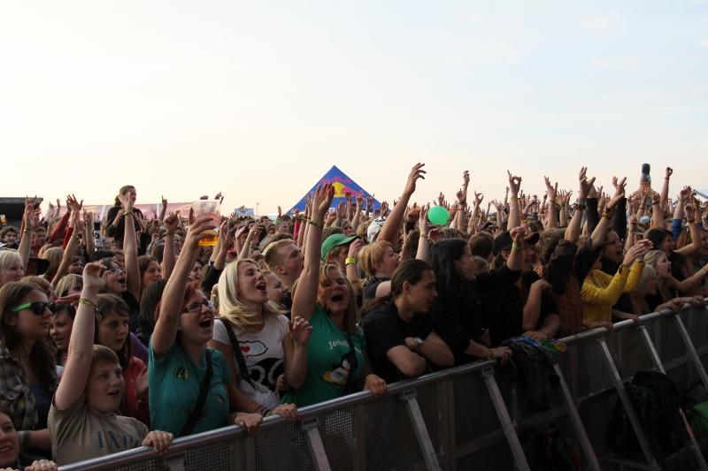 JamRock 2011 skončil až dnes!!! Festival byl letos největší.
