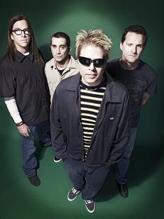 Offspring zahájí své turné v Praze!