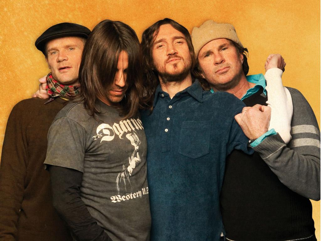 Red Hot Chili Peppers navštíví při svém tour Prahu!
