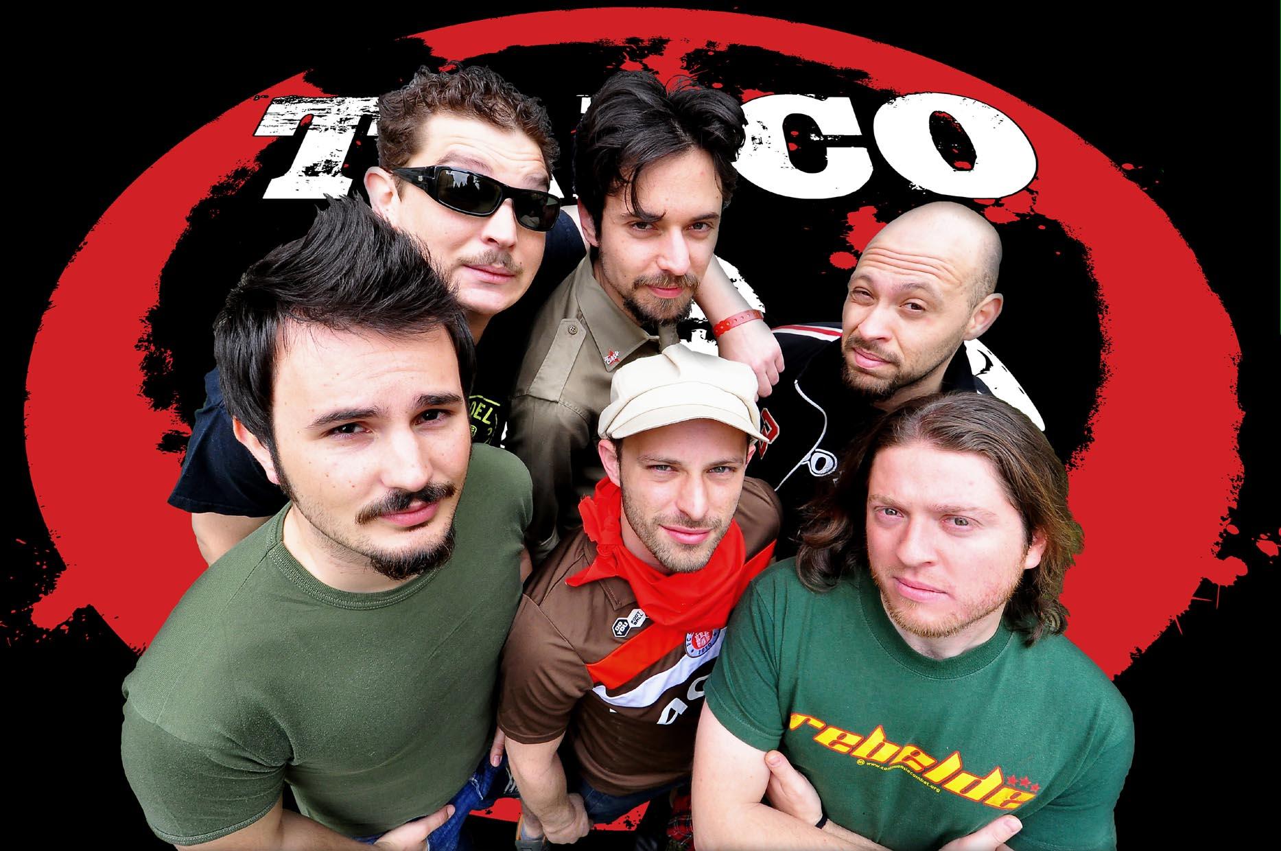 Celtic punk jízda vRock Café, dorazí The Dreadnoughts a Talco!