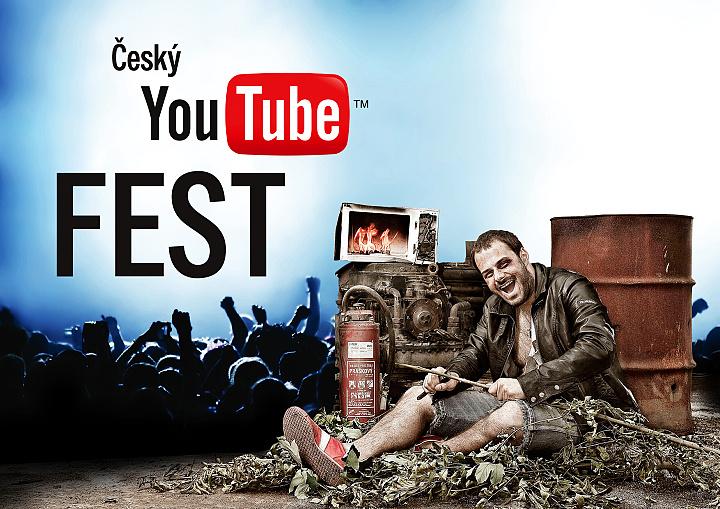 Tvoje hudba + český text = Český YouTube Fest!!!