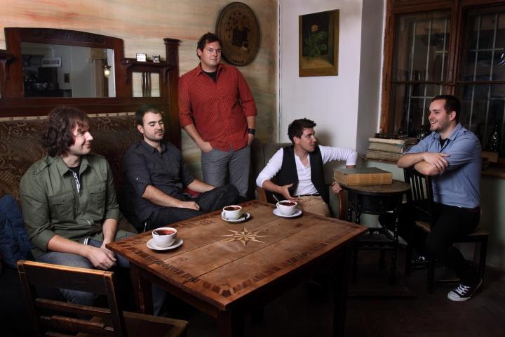 Skupina High Five vydává své debutové EP Dear Anna