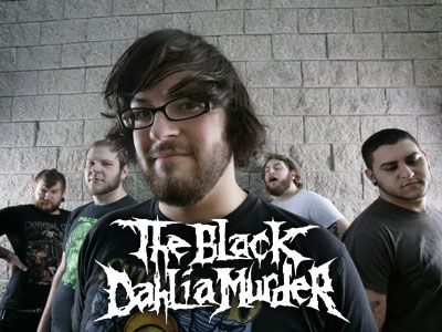 Američané THE BLACK DAHLIA MURDER vystoupí v Olomouci!