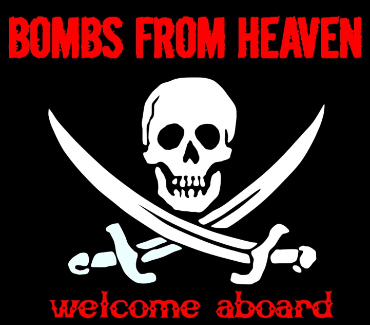 Bombs from Heaven – Welcome aboard (EP 2010)