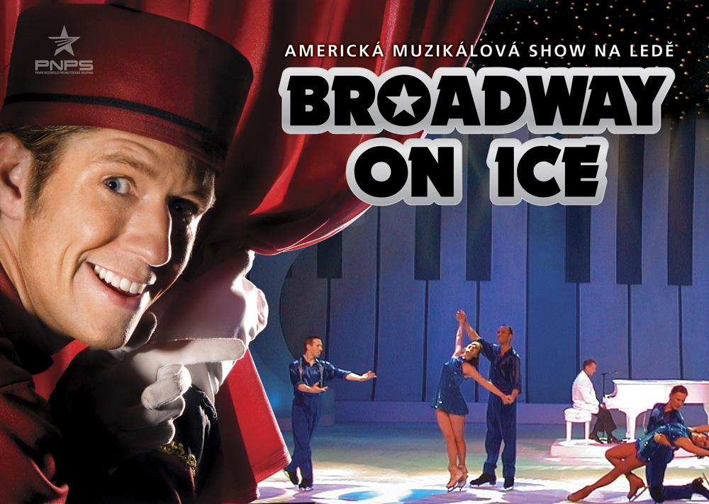 MUZIKÁL NA LEDĚ: Již dnes to vypukne! Broadway On Ice poprvé vČesku!