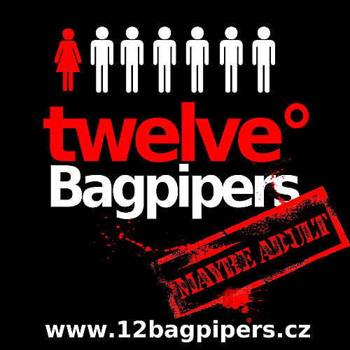 12°Bagpipers