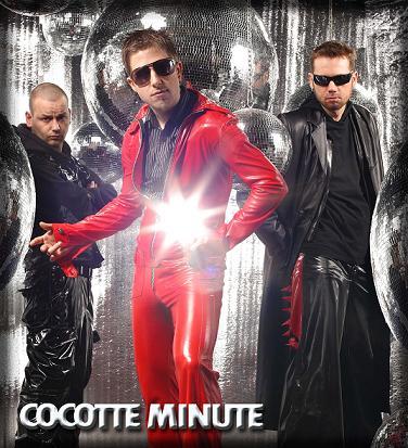Cocotte Minute v kompletní sestavě znovu na turné!