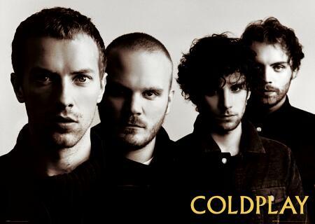 Coldplay vydávají příští týden album Mylo Xyloto!
