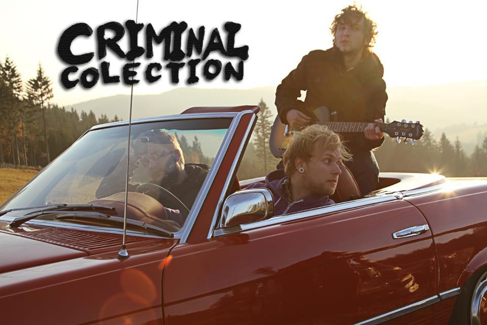 Vsetínští Criminal Colection mají nové video a míří do Kanady!