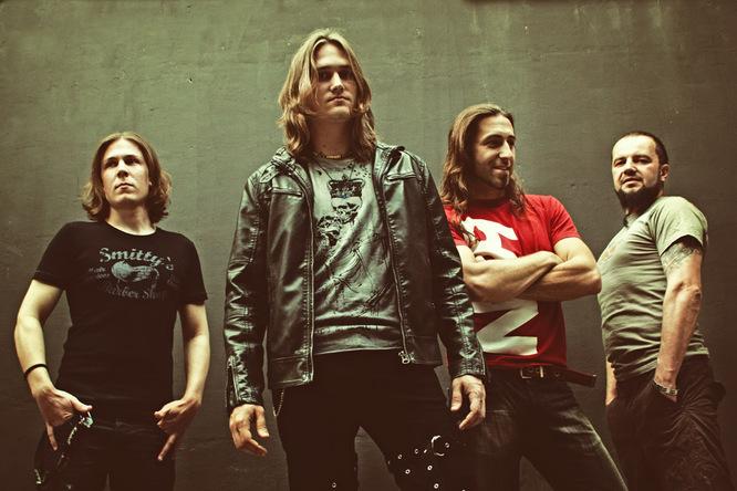 Brněnští Gate Crasher, předskokani Aerosmith, vydali své třetí album!