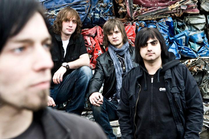 Kapela Imodium pokřtí nové album