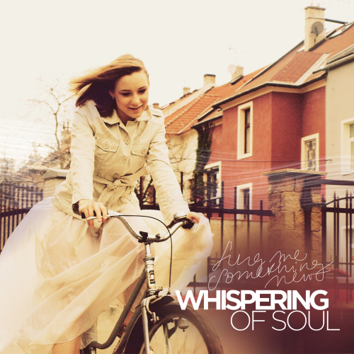 "WHISPERING OF SOUL VYDÁVAJÍ SINGL ""SING ME SOMETHING NEW"""